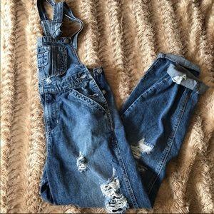 lf carmar overalls